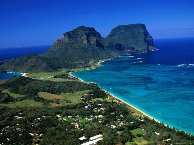 Lord Howe Island, New South Wales, Australia-Christopher Groenhout-Photographic Print