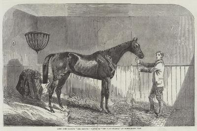 Lord John Scott's The Reiver, Winner of The July Stakes, at Newmarket, 1852--Giclee Print