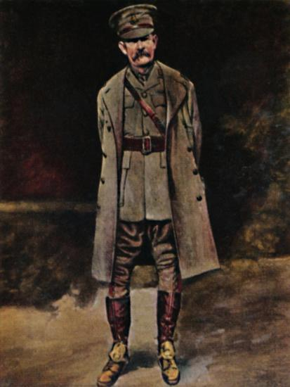 'Lord Kitchener 1850-1916', 1934-Unknown-Giclee Print