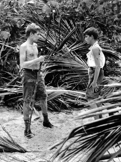 Lord Of The Flies, Tom Chapin, James Aubrey, 1963--Photo