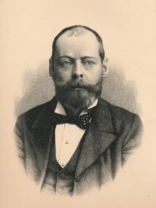 Lord Randolph Henry Spencer Churchill, (1849-1895), British Statesman, 1896