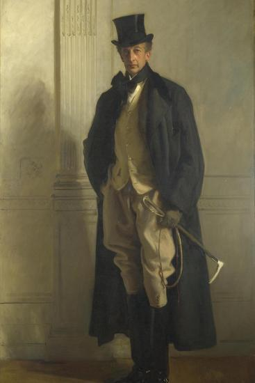 Lord Ribblesdale, 1902-John Singer Sargent-Giclee Print