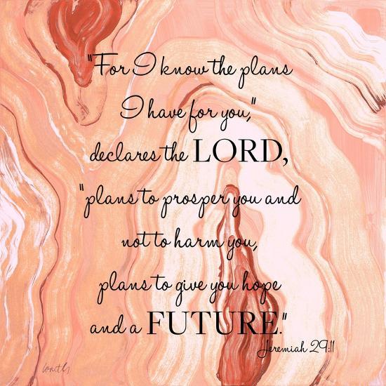 Lord's Declaration-Lanie Loreth-Art Print