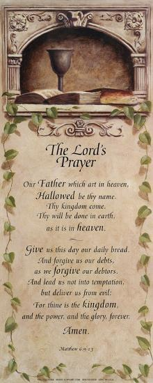 Lord's Prayer-T^ C^ Chiu-Art Print