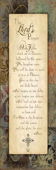 Lord's Prayer-Jo Moulton-Art Print