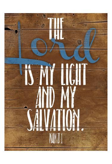 Lord Salvation-Jace Grey-Art Print