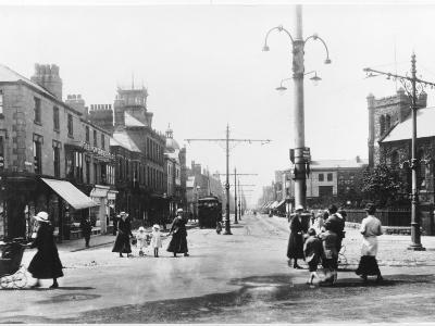 Lord Street Fleetwood Lancashire--Photographic Print