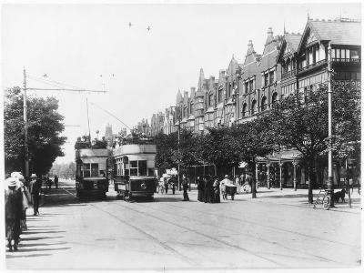 Lord Street, Southport, Metropolitan Borough of Sefton--Photographic Print
