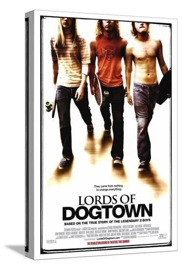 Lords of Dogtown--Stretched Canvas Print