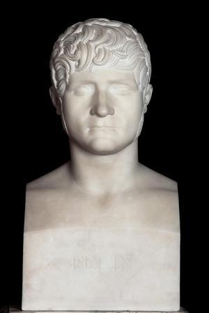 Bust of Felix Baciocchi