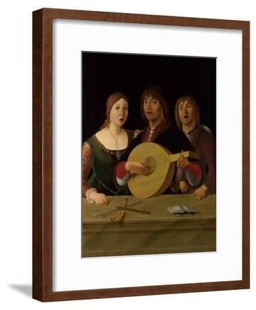 A Concert, C. 1490