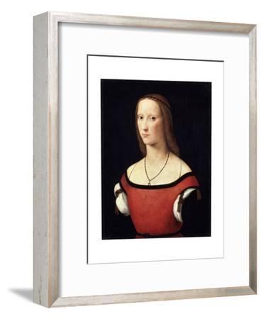 Female Portrait, C1500-C1506