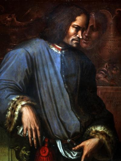 Lorenzo De Medici-Giorgio Vasari-Art Print