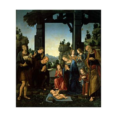 Adoration of Christ