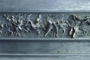 Door Frame Created by Lorenzo Ghiberti