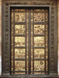 Gates of Paradise by Lorenzo Ghiberti