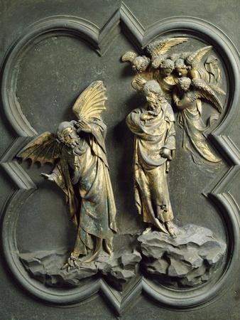 Temptation of Christ, Panel