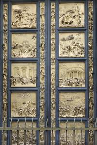 The Gates of Paradise by Lorenzo Ghiberti