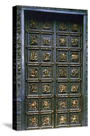 The North Doors of the Baptistry of San Giovanni, 1403-1424