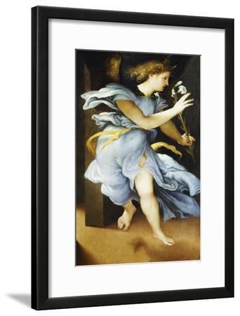 Announcing Angel, Circa 1525