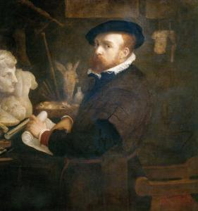 The Antiquarian, c. 1530 by Lorenzo Lotto