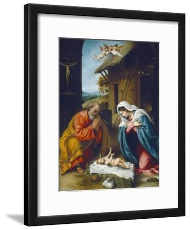 The Nativity, 1523