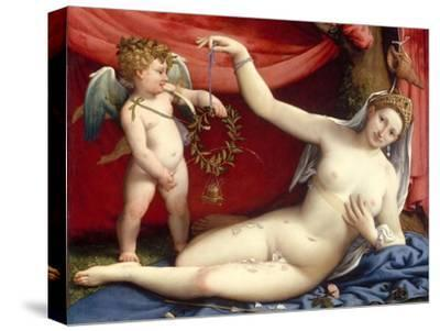 Venus and Cupid, c.1525