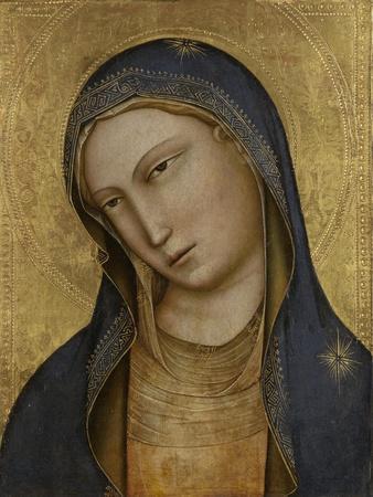 Bust of Saint Mary