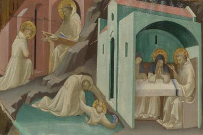 Incidents in the Life of Saint Benedict, 1408