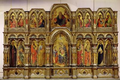 Polyptych of the Annunciation, 1357