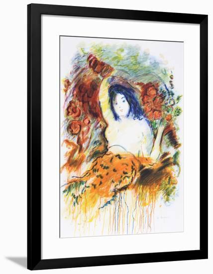 Lorie-Wayne Ensrud-Framed Limited Edition