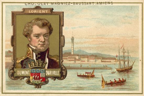 Lorient - Dumont D'Urville--Giclee Print