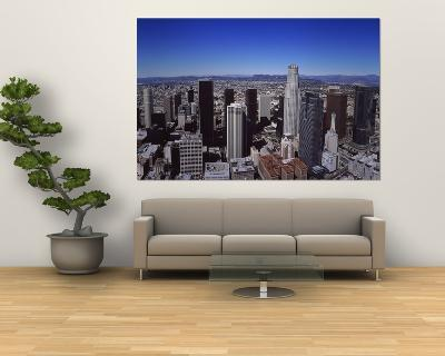 Los Angeles, California, USA--Giant Art Print