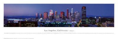 Los Angeles, California-James Blakeway-Art Print