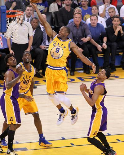 Los Angeles Lakers v Golden State Warriors-Jack Arent-Photo