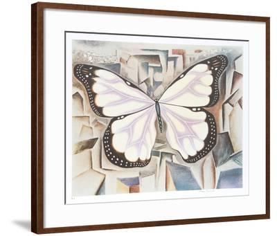 Los Angeles Trip-Alvaro Guillot-Framed Limited Edition