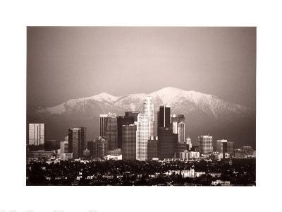 Los Angeles--Art Print