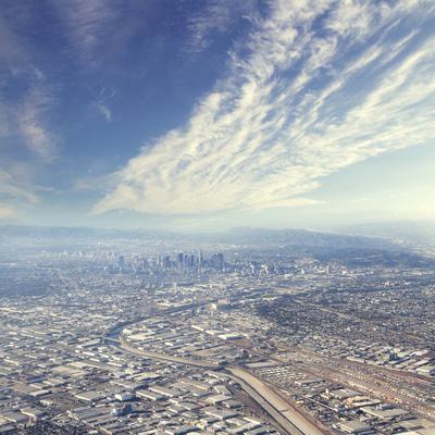 Los Angeles-peshkov-Photographic Print