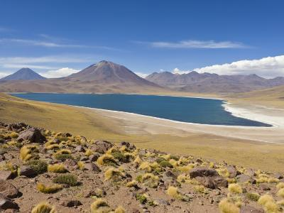 Los Flamencos National Reserve, Atacama Desert, Antofagasta Region, Norte Grande, Chile-Gavin Hellier-Photographic Print