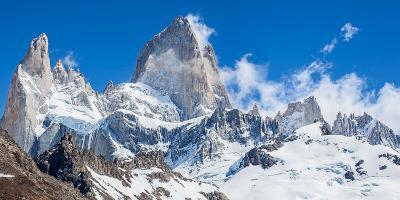 Los Glaciares National Park, One of Patagonia's Premier Traveler Magnets, Argentina-Maciej Bledowski-Photographic Print