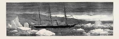 Loss of the American Arctic Exploring Vessel Jeanette: the Jeannette--Giclee Print