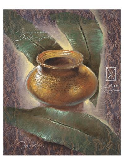 Lost Amphora-Joadoor-Art Print