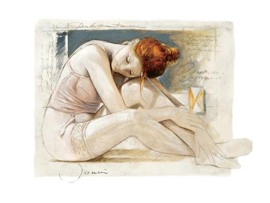 Lost in Dreams I-Joani-Art Print