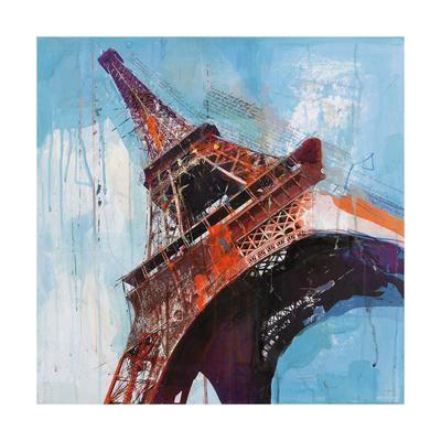 Lost In Paris Art Print Markus Haub Art Com