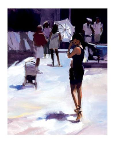 Lost In Thought-David Farrant-Collectable Print