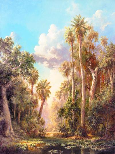 Lost River-Art Fronckowiak-Art Print