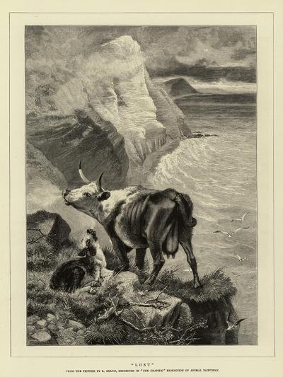 Lost-Richard Beavis-Giclee Print
