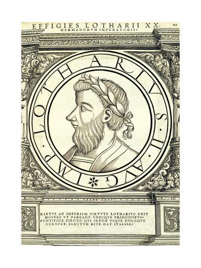 Lotharius-Hans Rudolf Manuel Deutsch-Premium Giclee Print