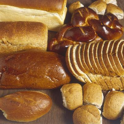 Lots of Bread--Photographic Print