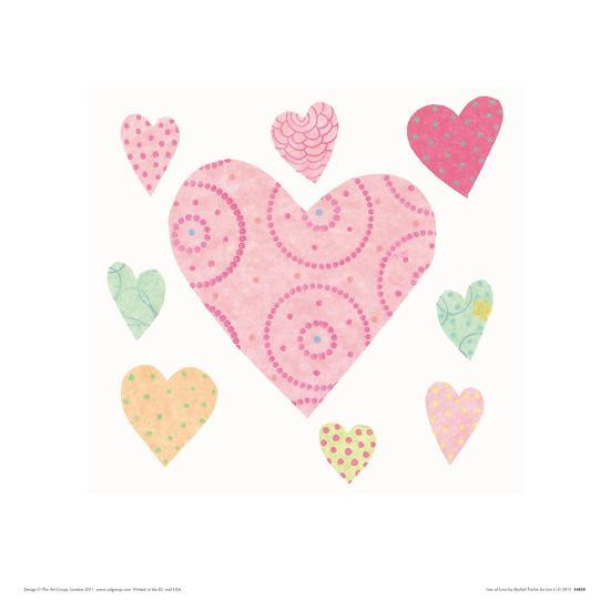 Lots of Love-Rachel Taylor-Giclee Print